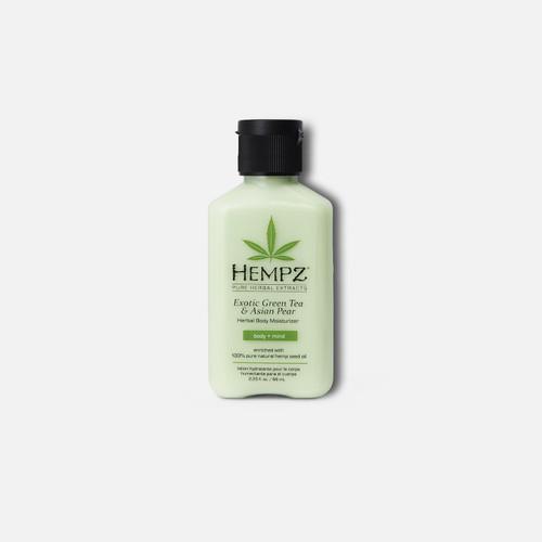 Hempz® Exotic Green Tea & Asian Pear Herbal Body Moisturizer 66ml