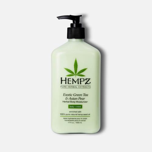 Hempz® Exotic Green Tea & Asian Pear Herbal Body Moisturizer 500ml