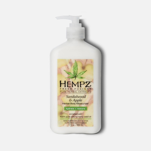 Hempz® Sandalwood & Apple Herbal Body Moisturizer 500ml