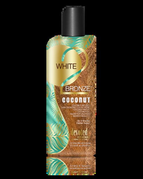 White 2 Bronze:™ Coconut - 260ml