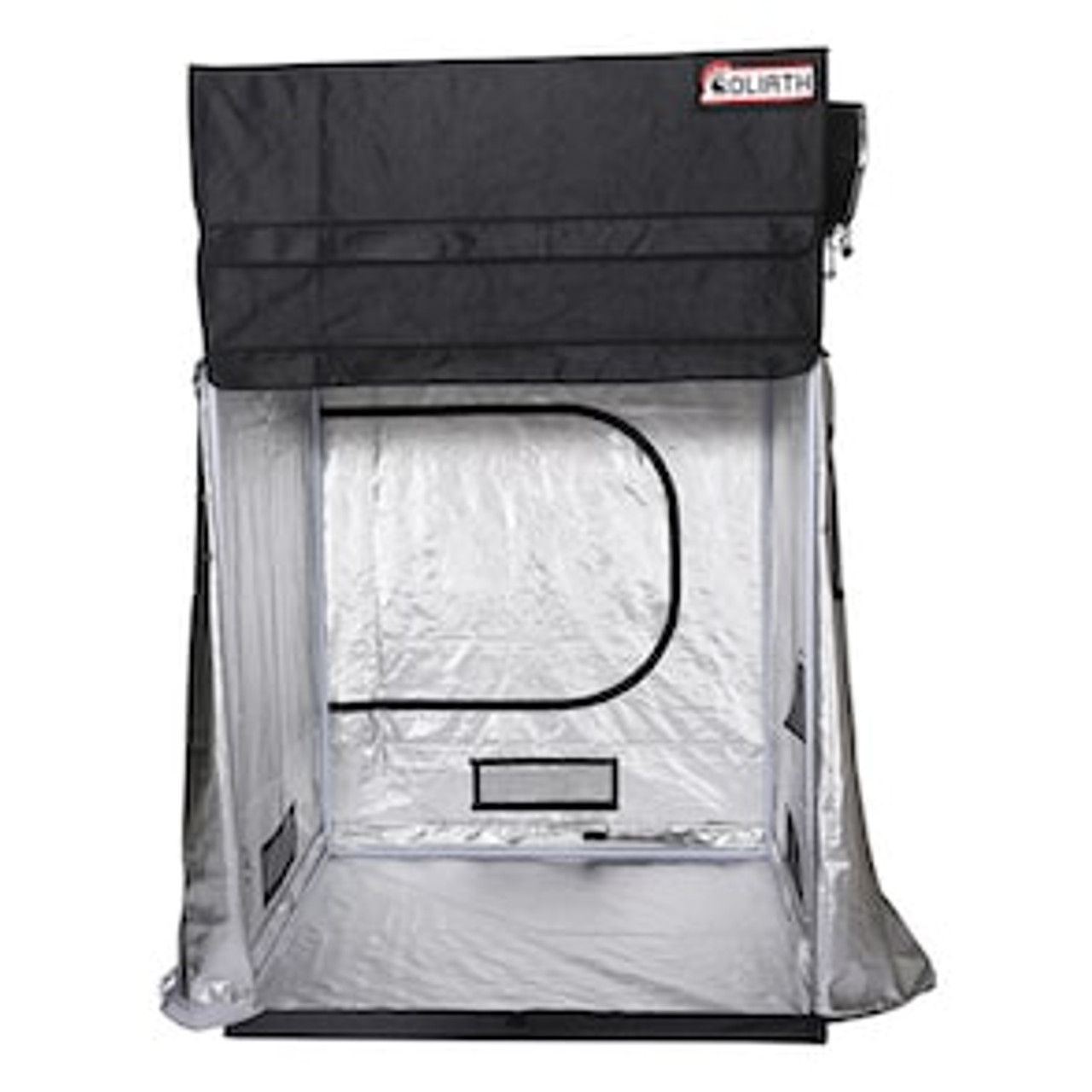 "The Goliath Grow Tent 5'x5'x6'11""-7'11"""