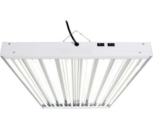 AgroBrite - T5 432W 4' 8-Tube Fixture with Lamps