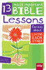 13 Most Important Bible Lessons for Kids about Loving Each Other