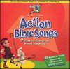 Action Bible Songs (music cd)