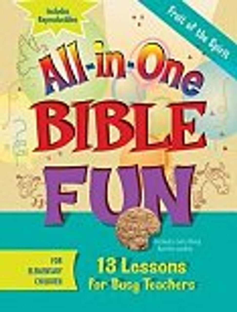 All in One Bible Fun Fruit of the Spirit Elementary