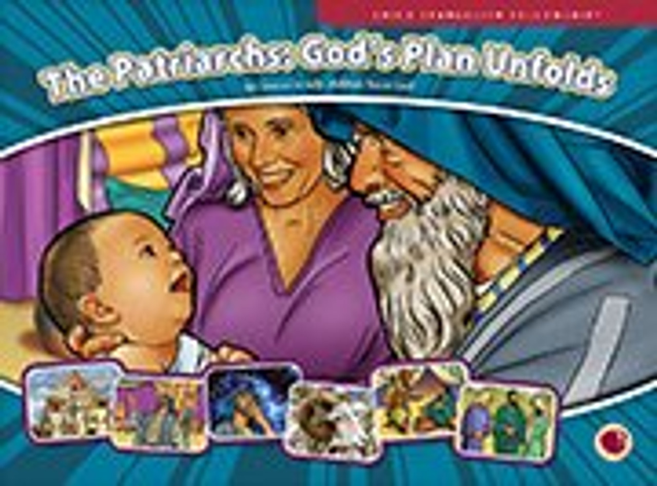 The Patriarchs: God's Plan Unfolds 2017 (flashcards)