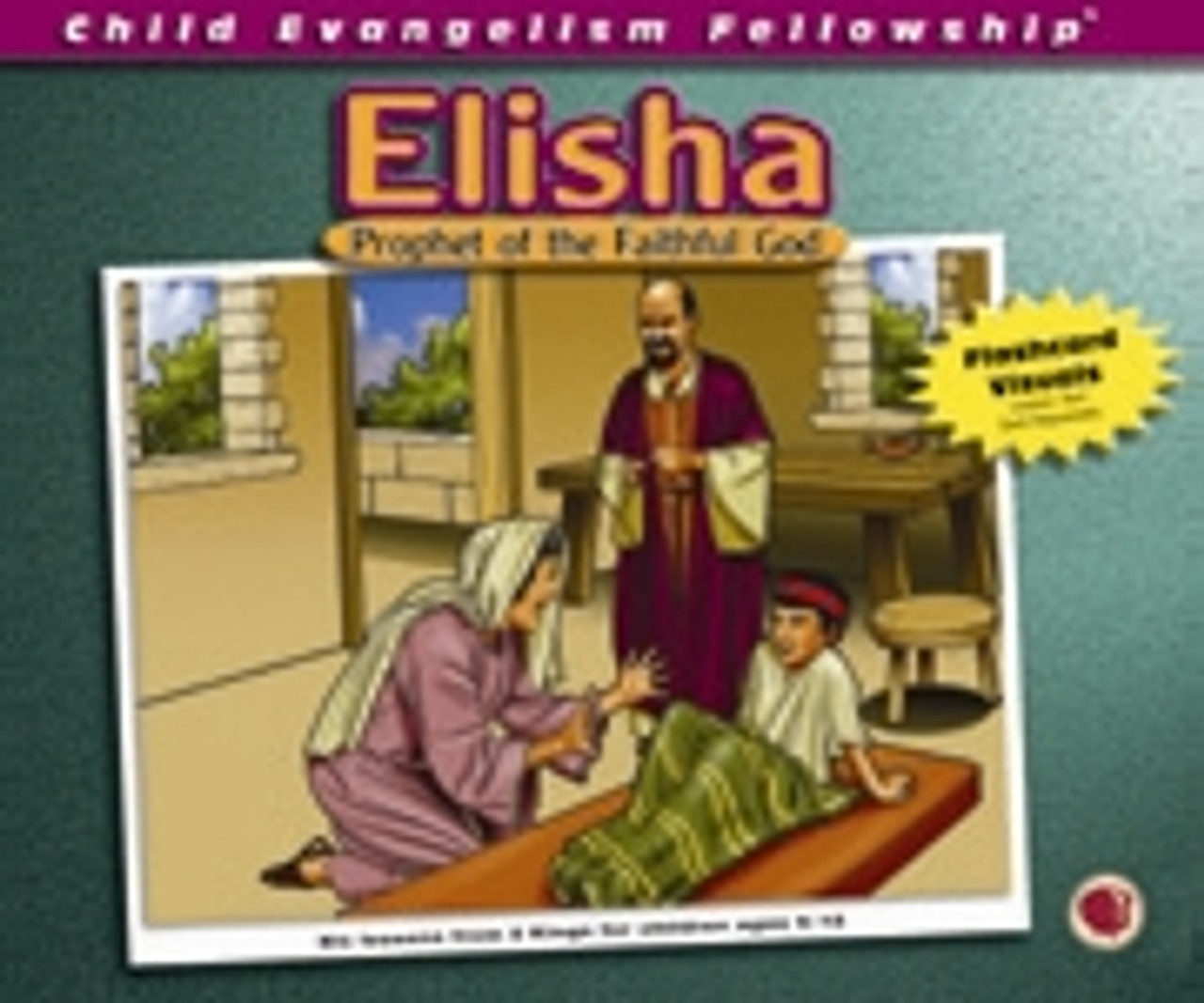 Elisha: Prophet of the Faithful God (flashcard)