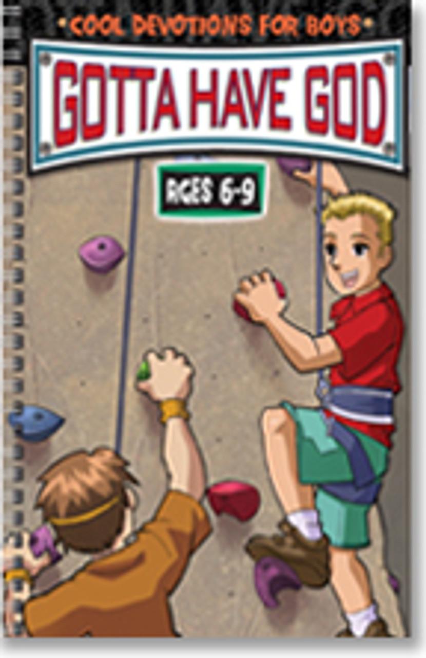 Gotta Have God Ages 6-9