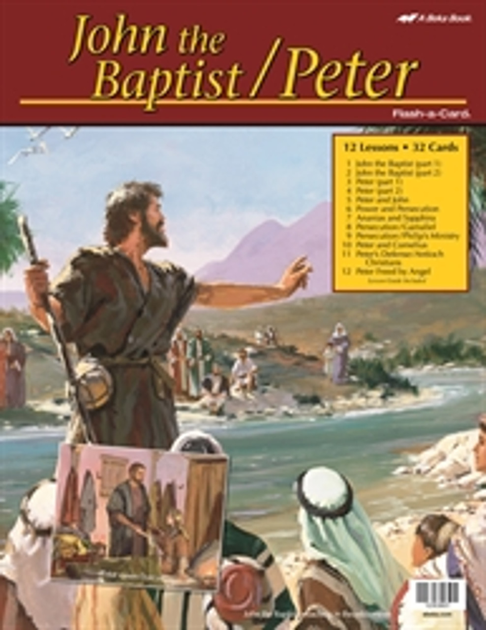 John the Baptist / Peter
