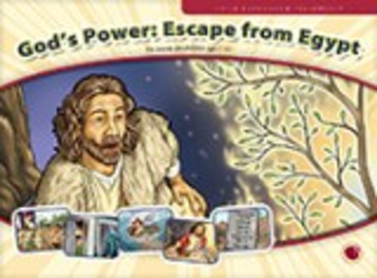 God's Power: Escape from Egypt (flashcards)
