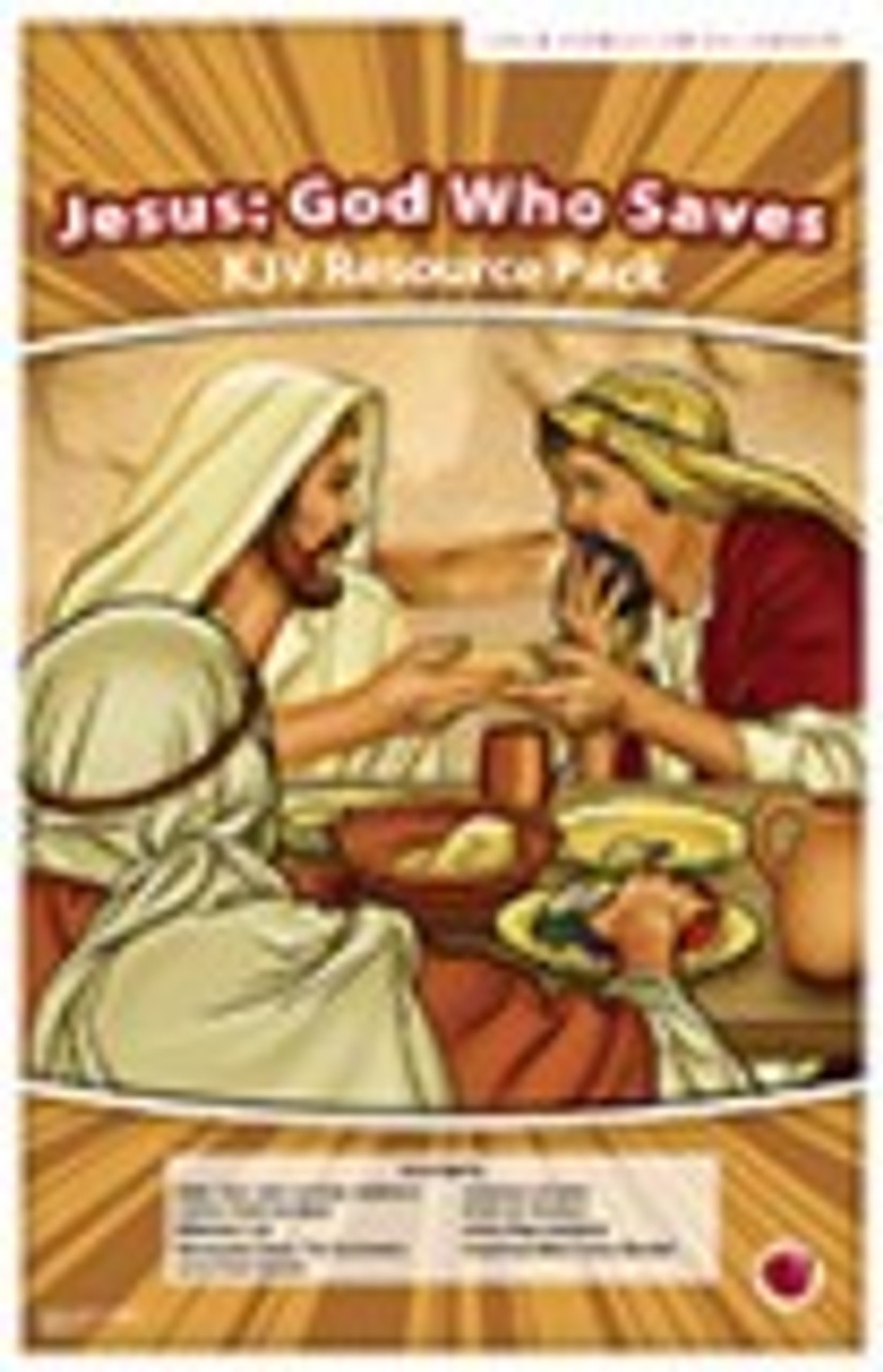 Jesus: God Who Saves 2016 (resource pack KJV)