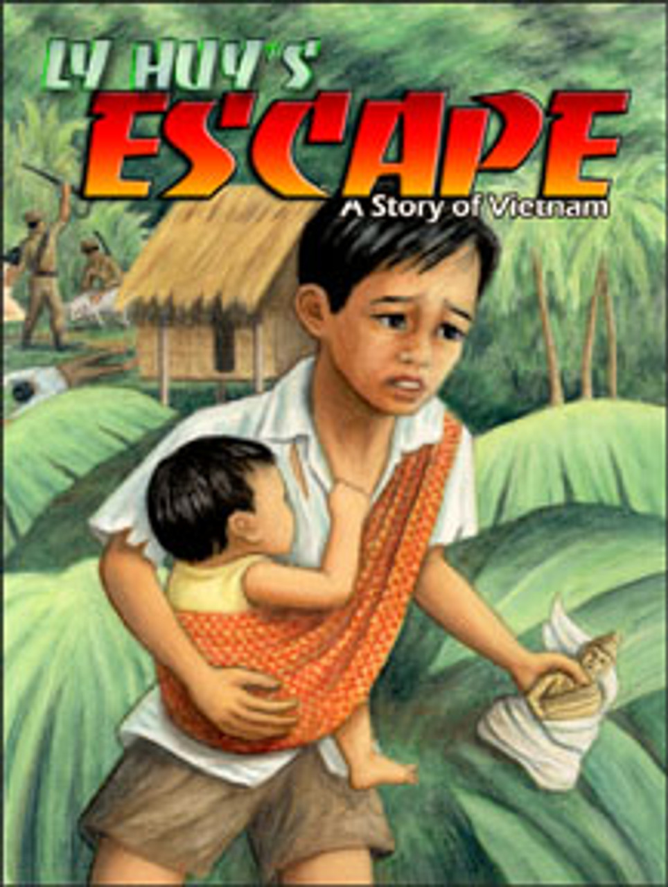 Ly Huy's Escape (visuals only)