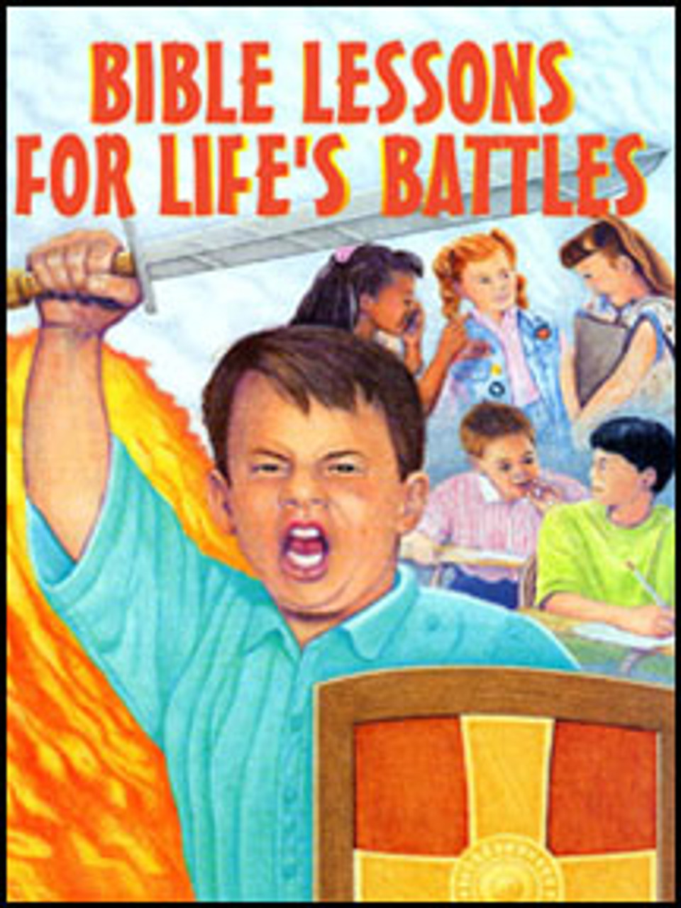 Bible Lessons for Life's Battles (visuals w/text)