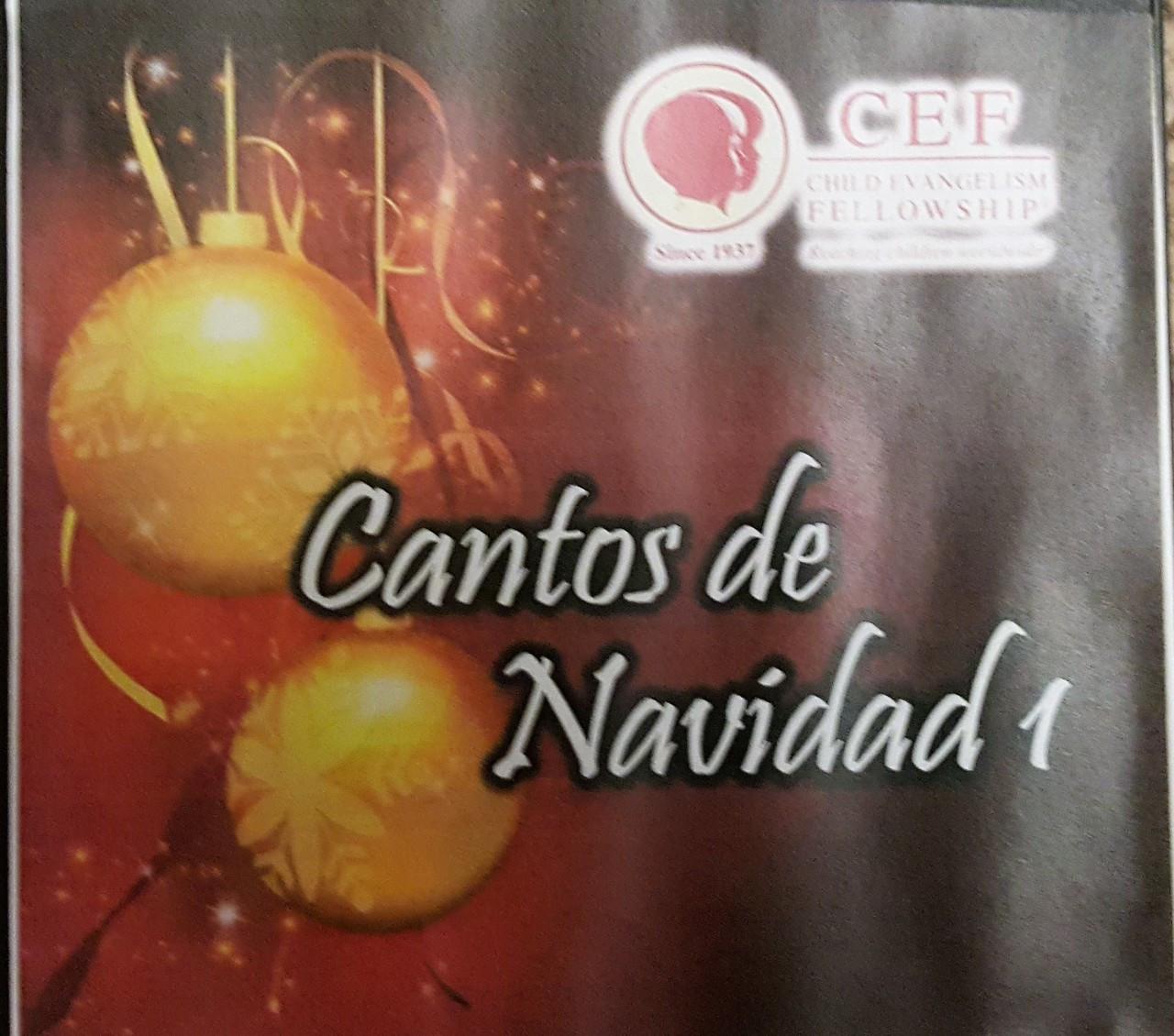Cantos De Navidad #1 (music cd)