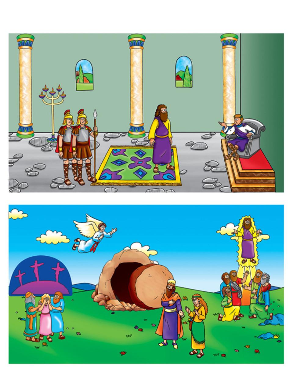 Easter - Beginners Bible (Pre-cut)
