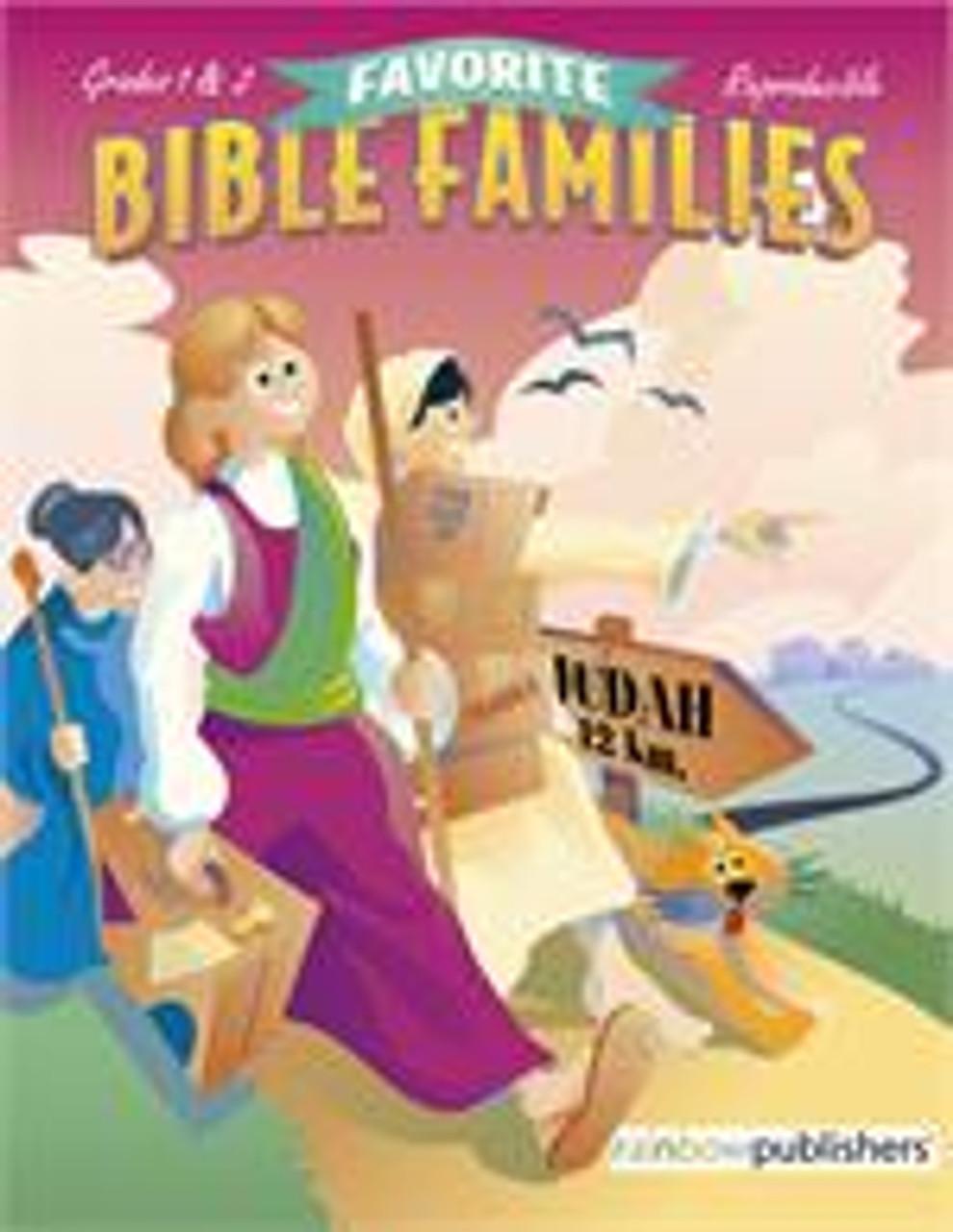 Favorite Bible Families - Grades 1&2