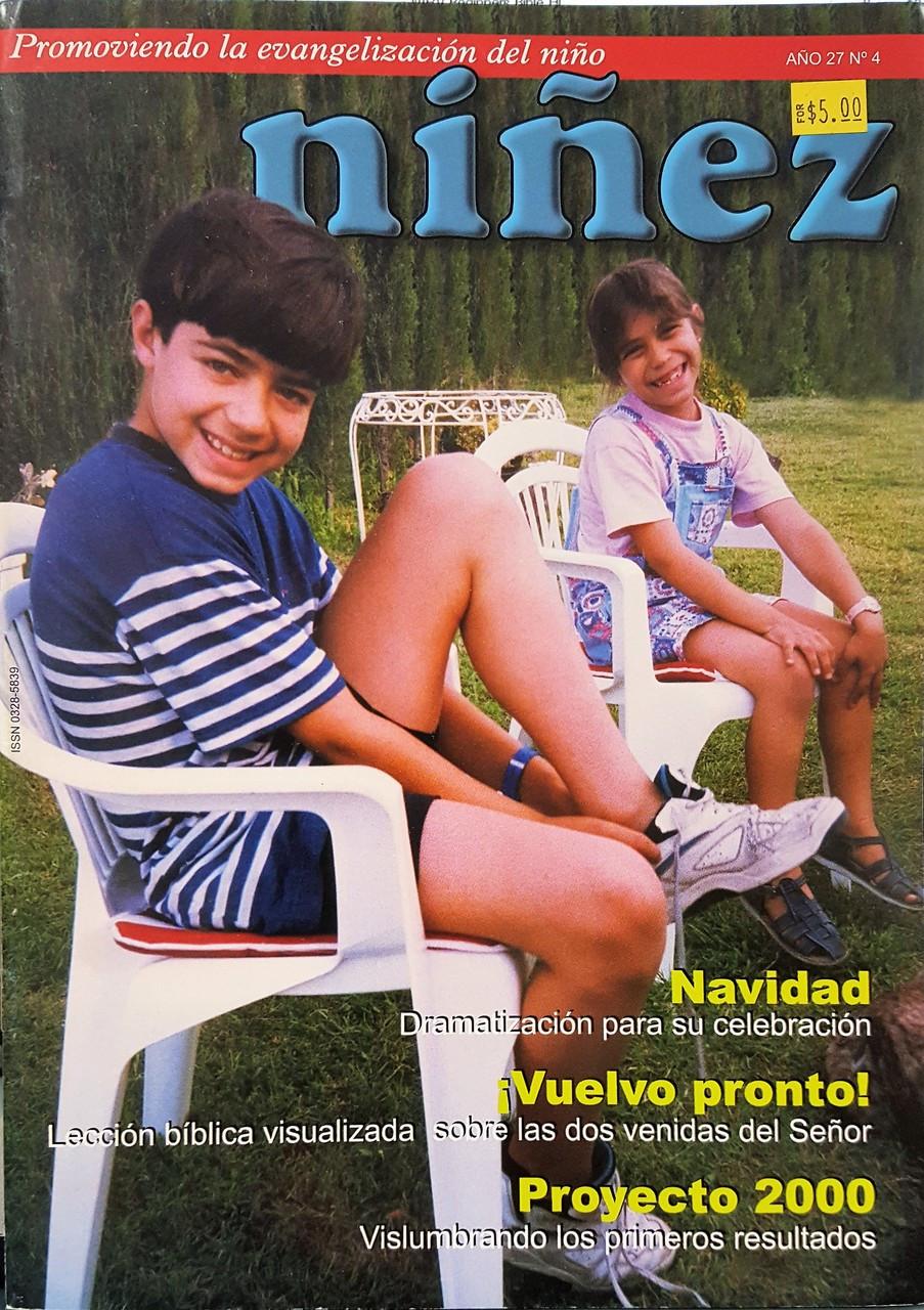 Niñez (revista) (while supplies last)