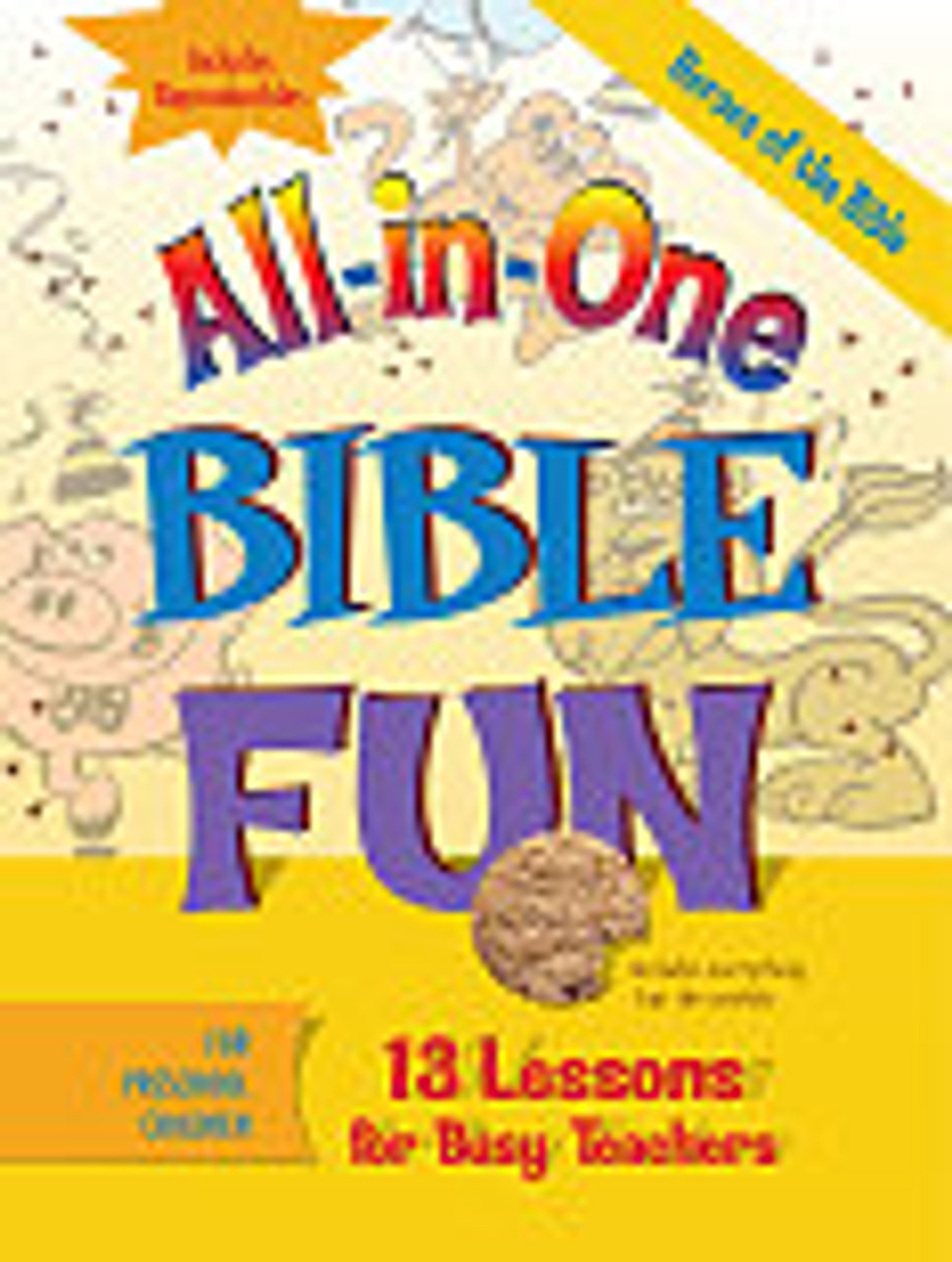 All in One Bible Fun Heroes of the Bible Preschool