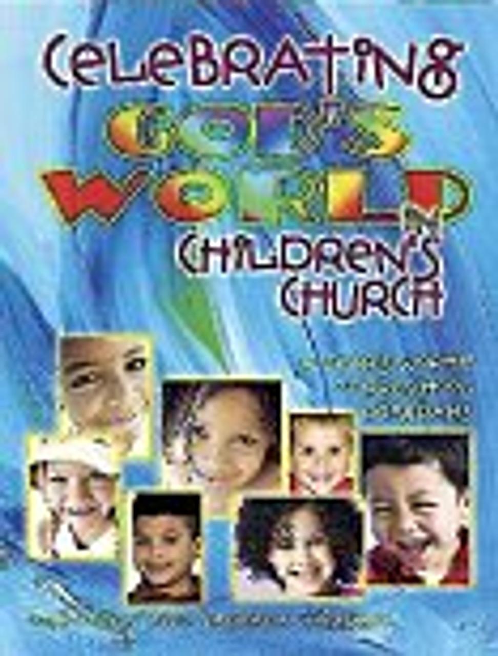 Celebrating God's World in Children's Church
