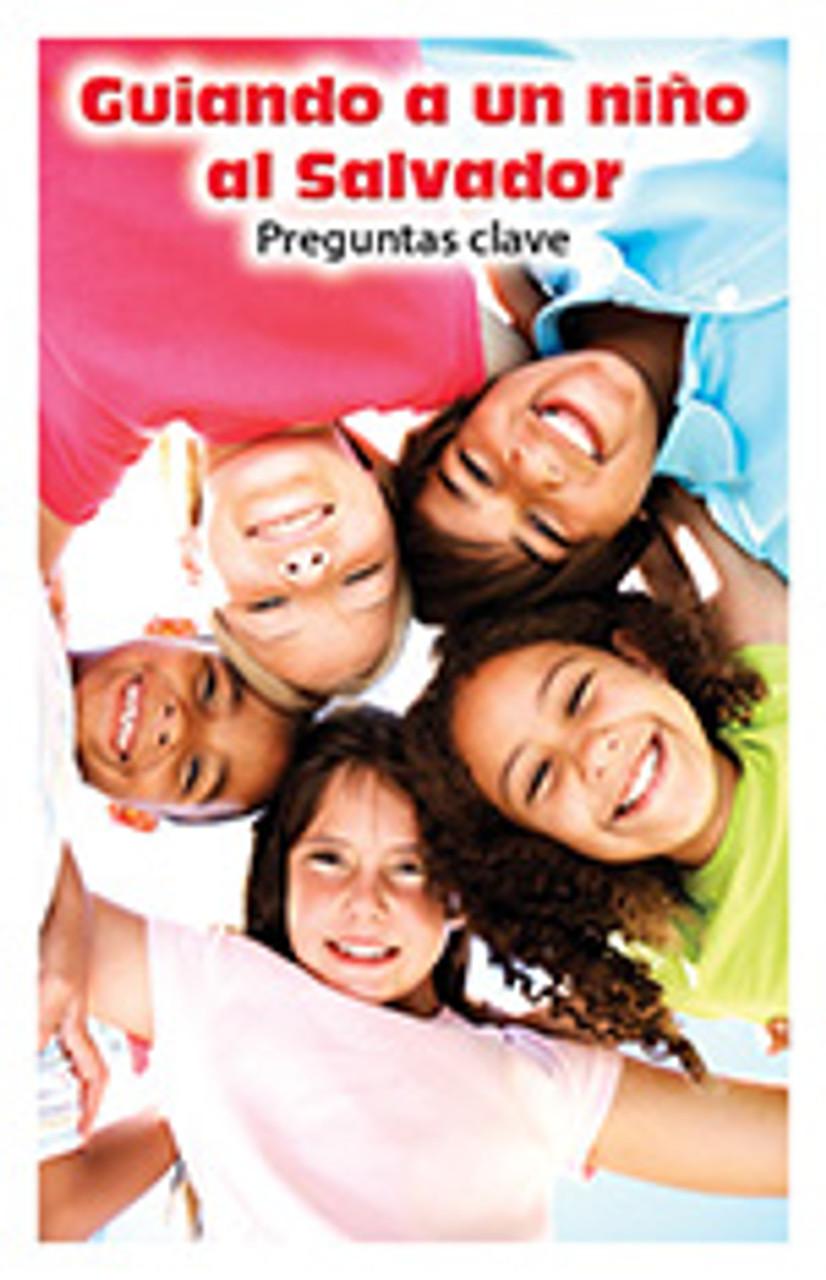 Guiando a un niño al Salvador: Preguntas Clave