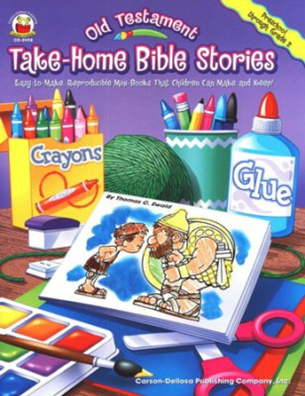 Old Testament Take Home Bible Stories