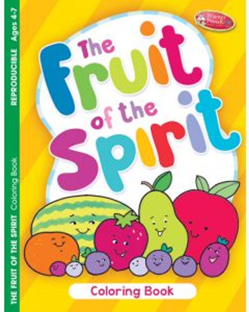 Fruit Of the Spirit (coloring book)
