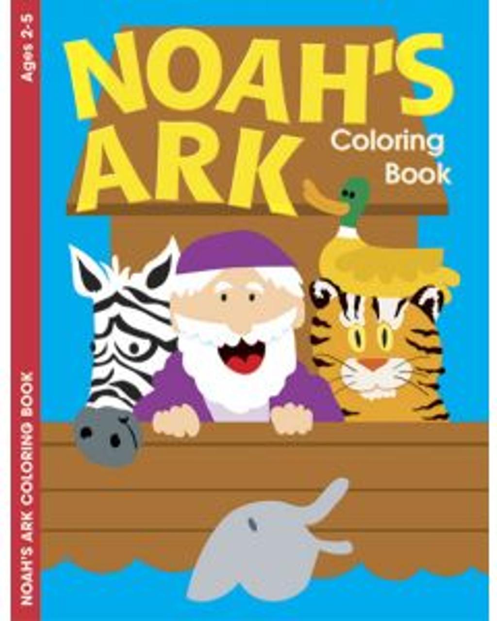 Noah's Ark (coloring book)