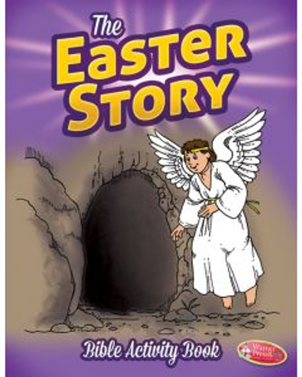 The Easter Story (activity book)
