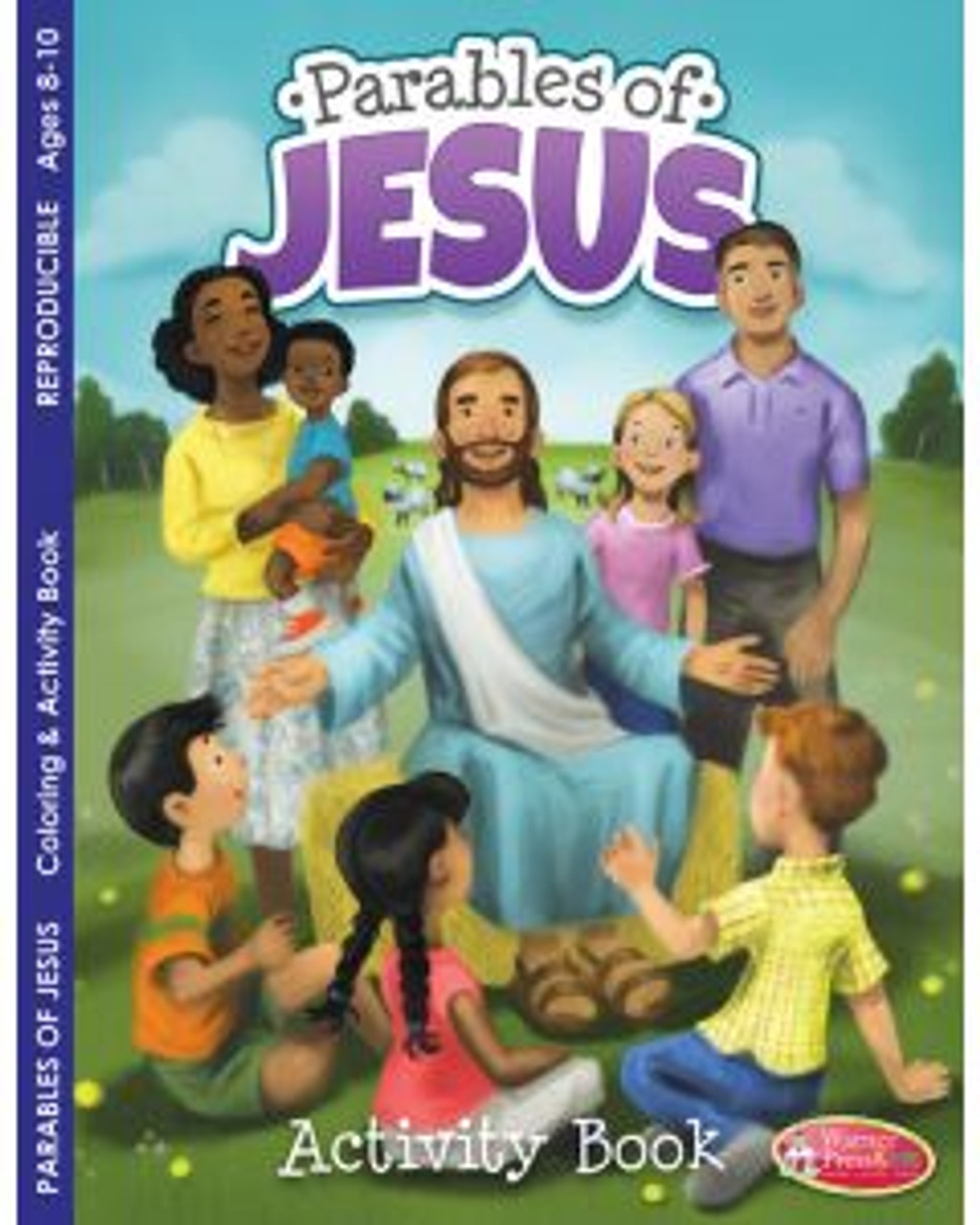 Parables of Jesus (activity book)