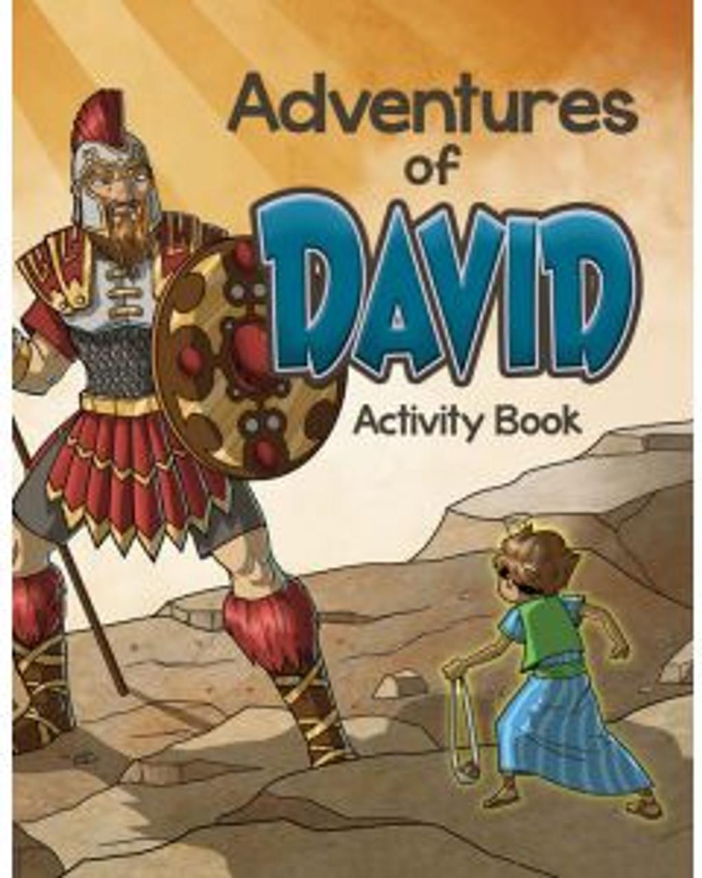 Adventures of David (activity book)