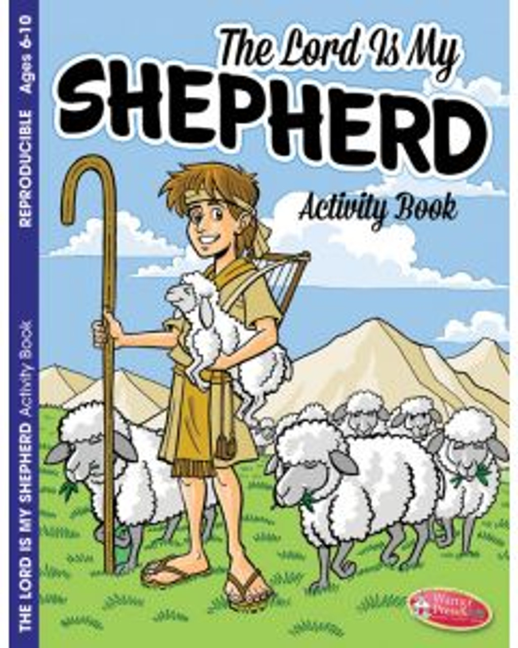 The Lord is My Shepherd (activity book)