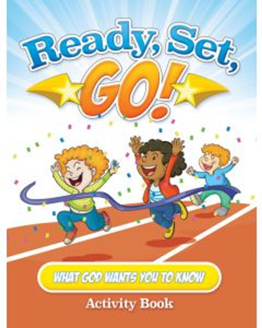 Ready Set Go (activity book)