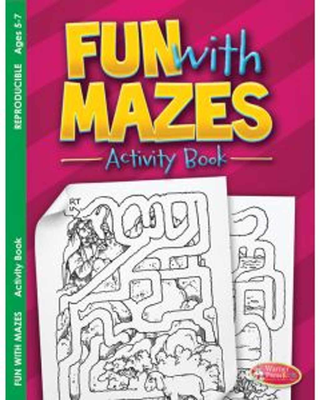 Fun With Mazes (activity book)