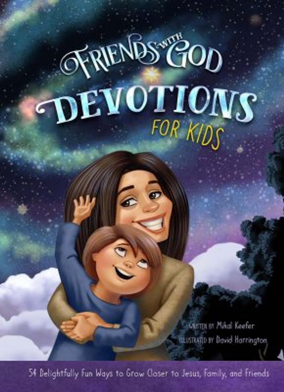 Friends with God Devotions for Kids