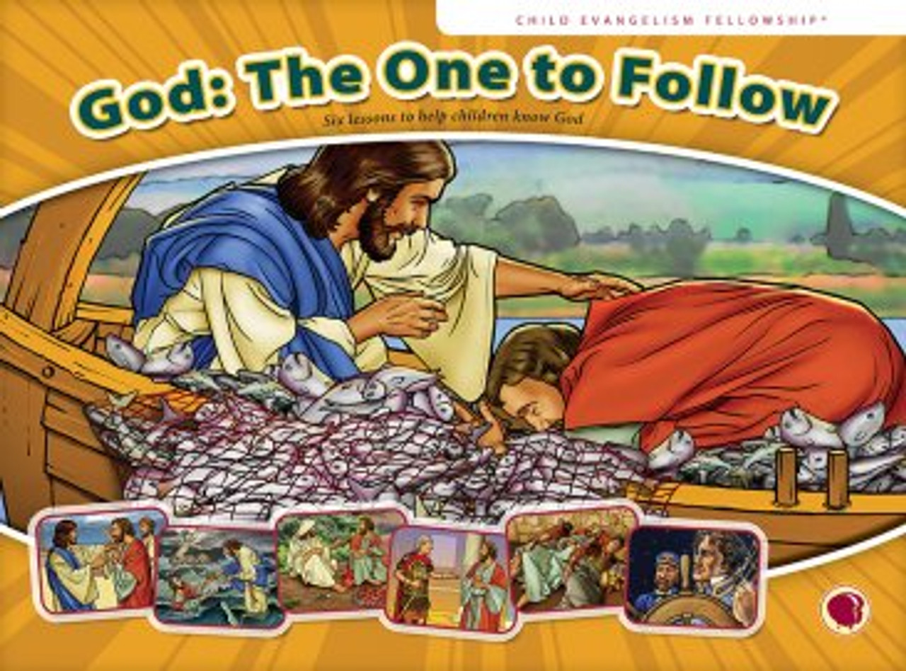 God: The one to follow 2018 (flashcards)