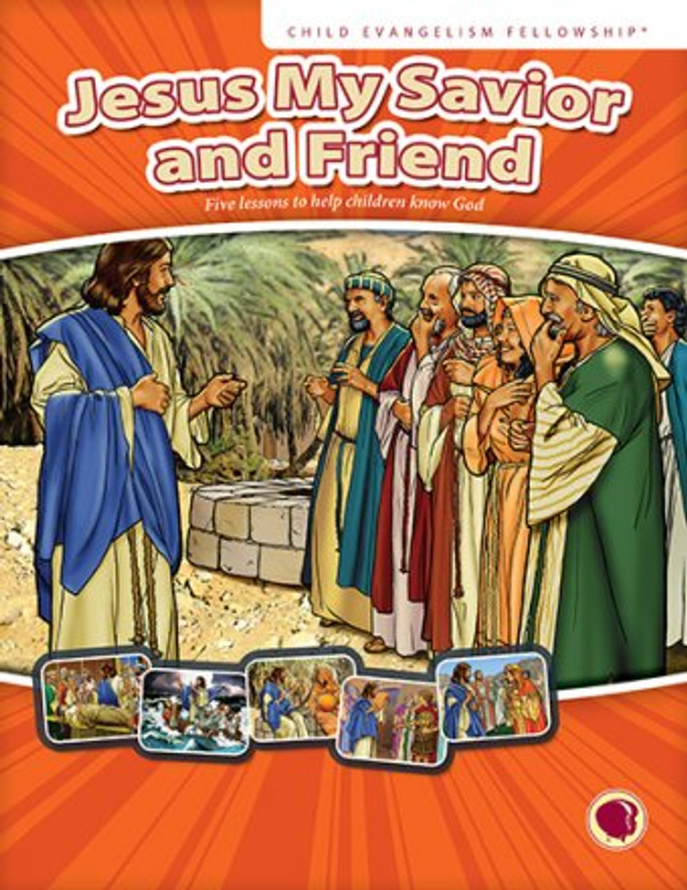 Jesus My Savior and Friend 2019 (teachers manual)