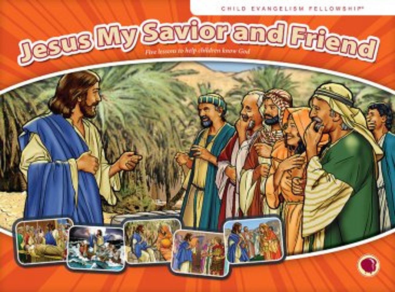 Jesus My Savior and Friend 2019 (flashcards)