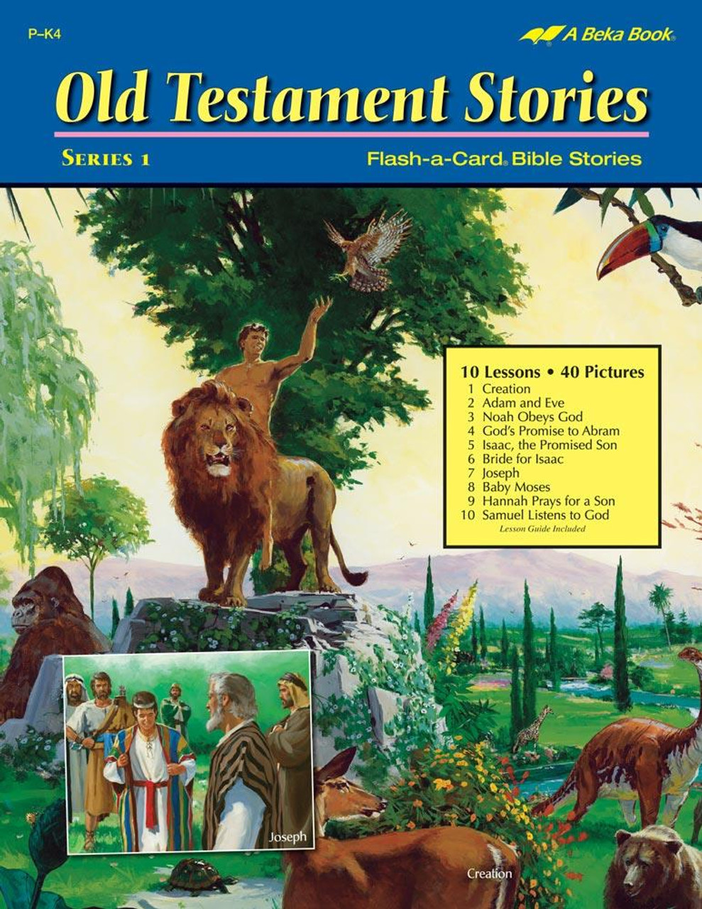 Old Testament Stories 1 (8.5X11)