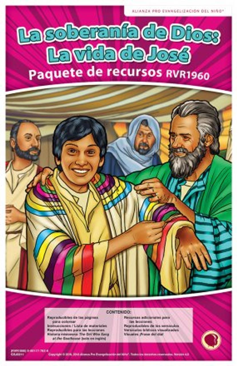 La Soberania de Dios: La Vida de Jose 2019 (paquete de recursos RVR1960)