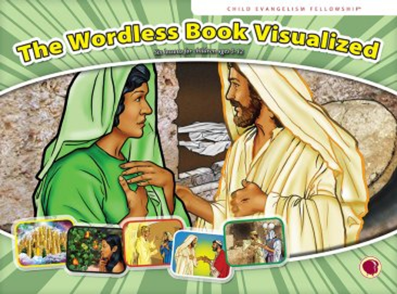 The Wordless Book Visualized 2019 (flashcards)
