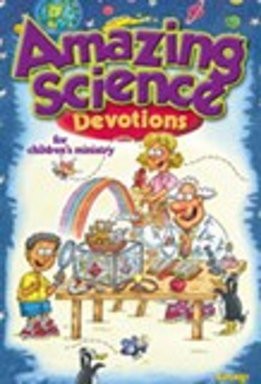 Amazing Science Devotions