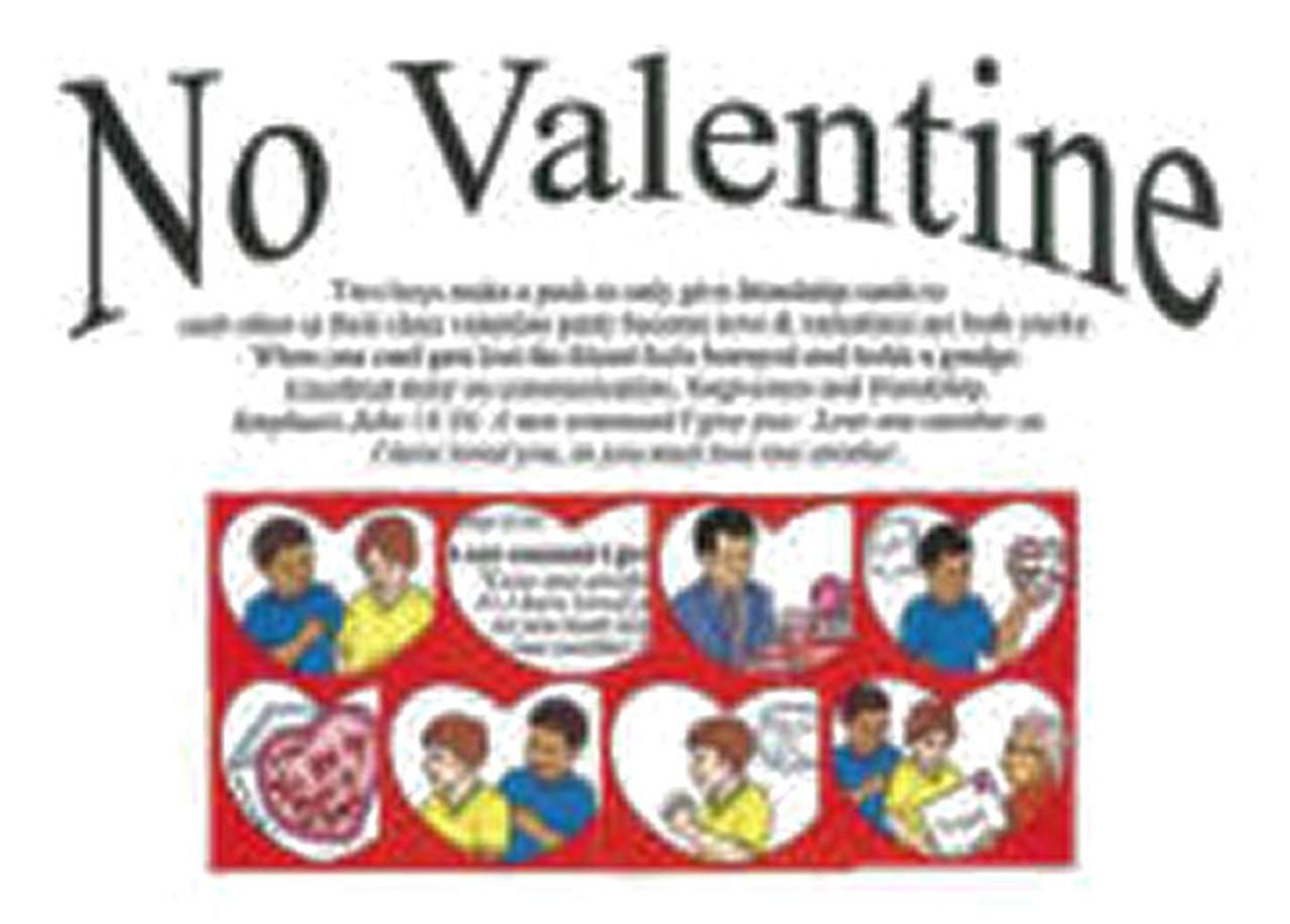 No Valentine (object story)