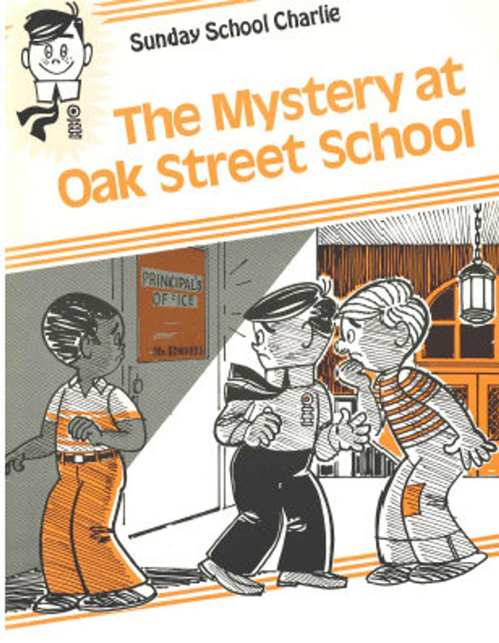 Mystery at Oak Street School