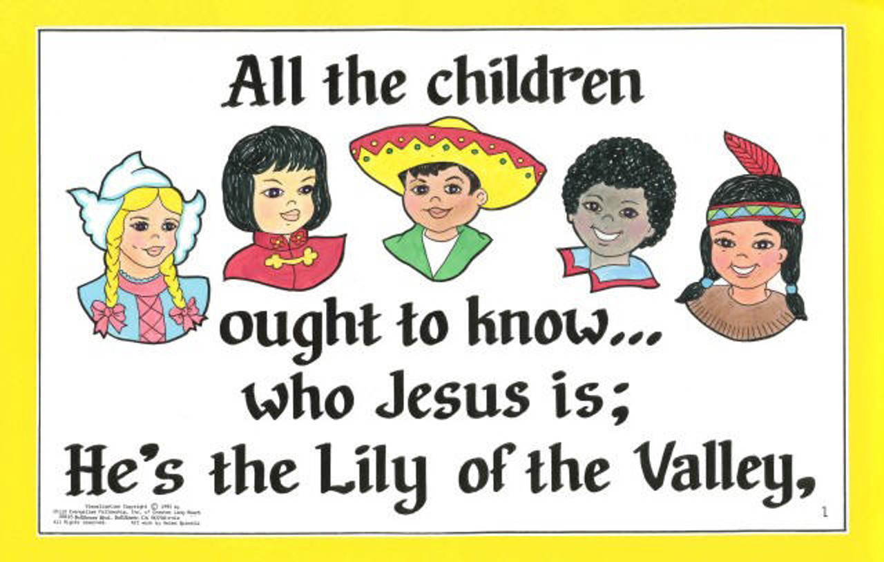 All the Children Ought to Know
