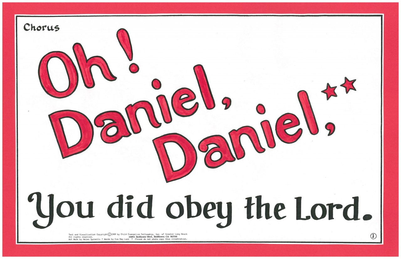 Oh Daniel