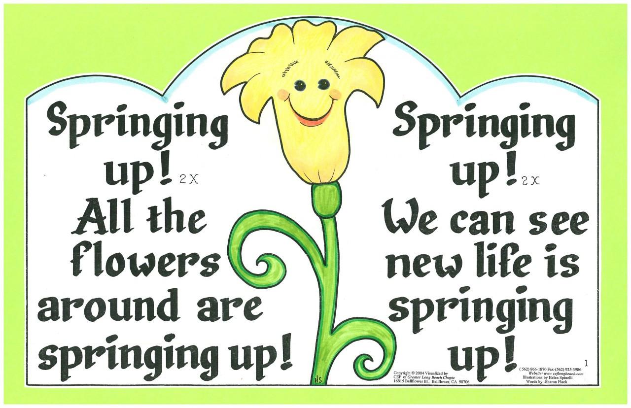 Springing Up