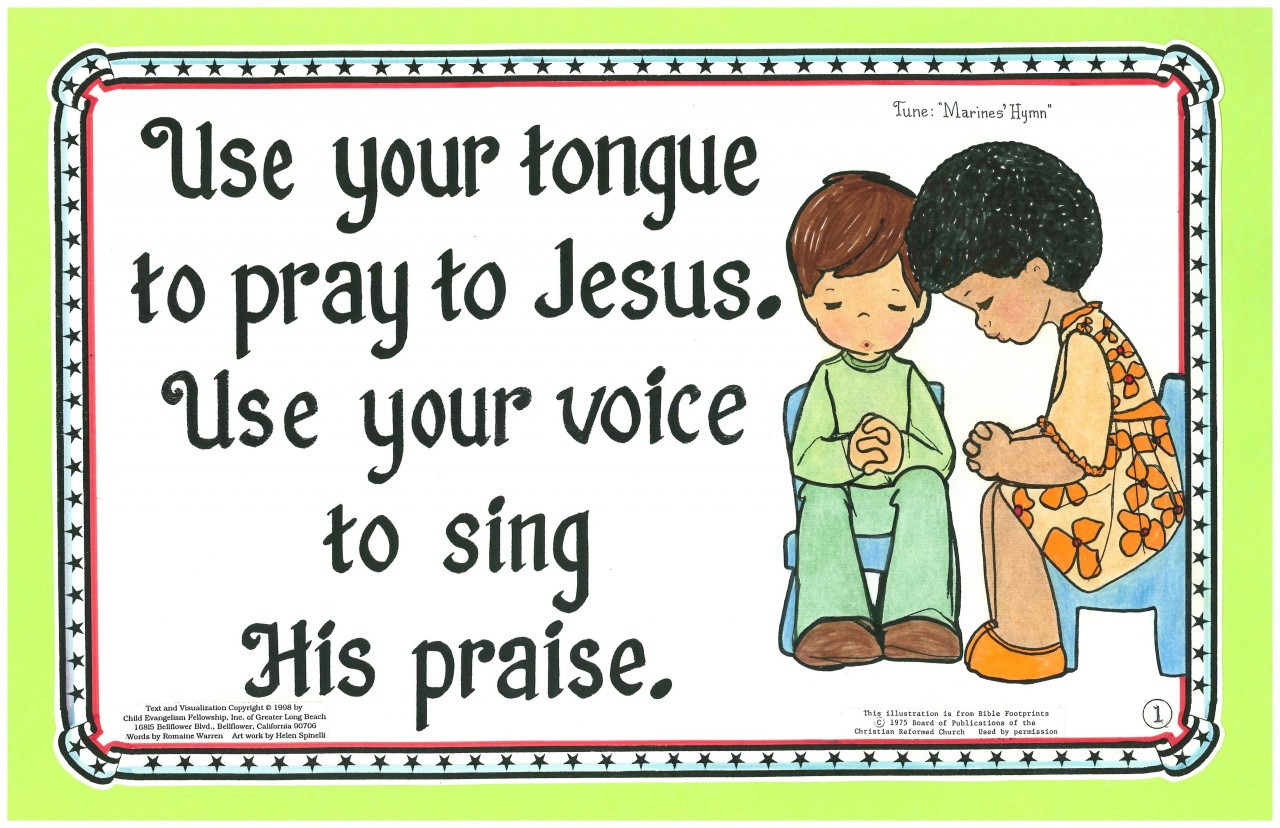 Use Your Tongue