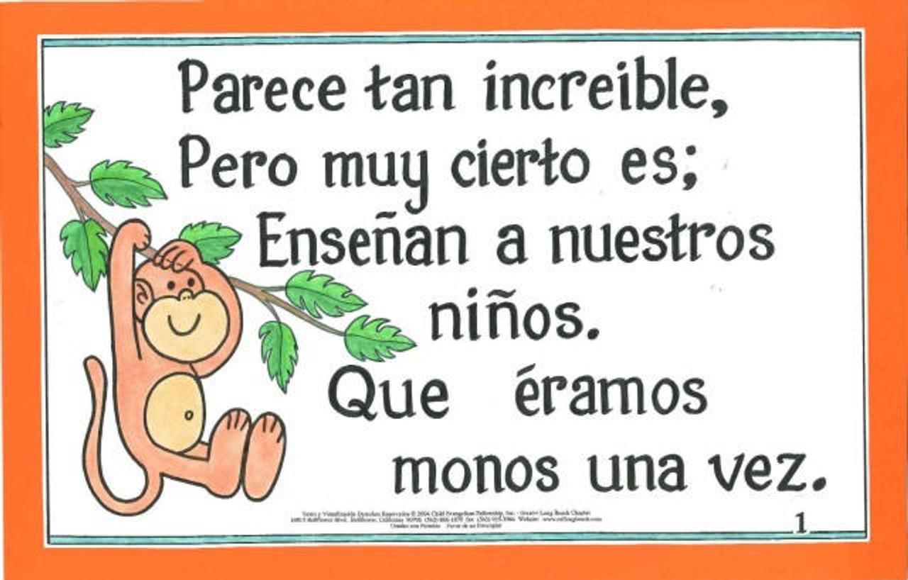 El Canto Del Mono (Monkey Song)