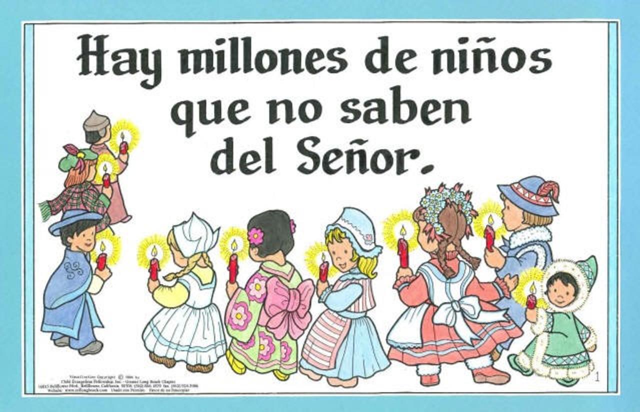 Hay Millones de Niños (There Are Millions of Children)