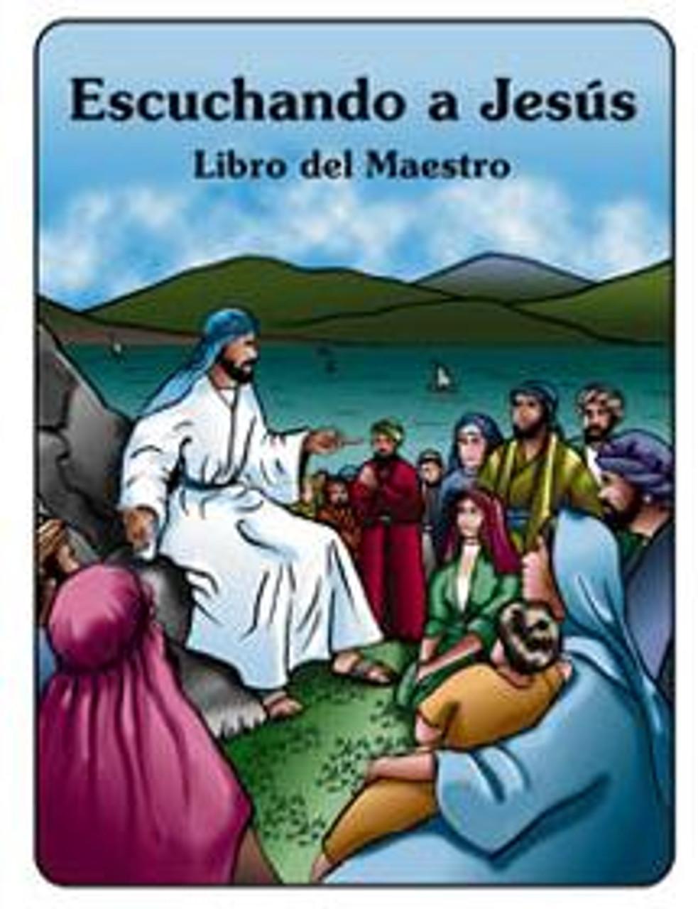 Escuchando a Jesus